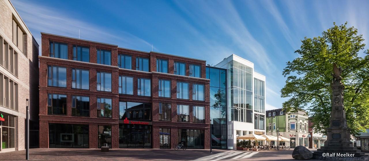 Der Vorstand Sparkasse Leerwittmund